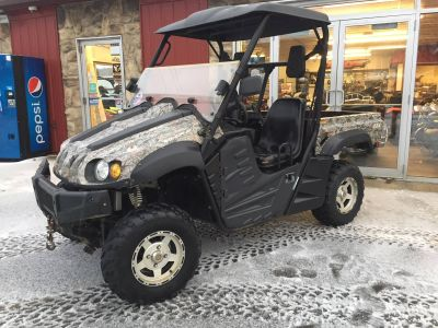 2012 Bennche Bighorn 500 Side x Side Utility Vehicles Jamestown, NY