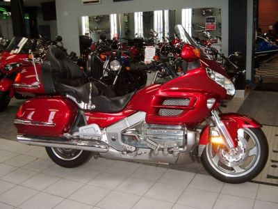 2004 Honda Gold Wing ABS Touring Motorcycles New Haven, CT
