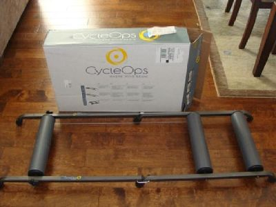 $160 CycleOps Bike Rollers