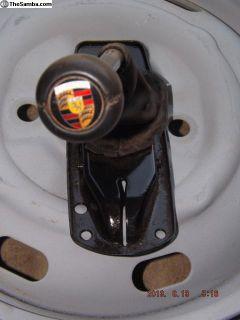 Porsche 914 Gear Shift Rod Assembly
