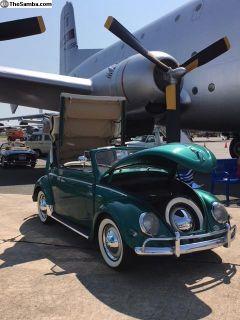 1956 Beetle Convertible