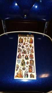 New in package. Religious stickers. Asking $1.00