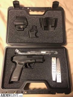 For Sale: Springfield XD .45