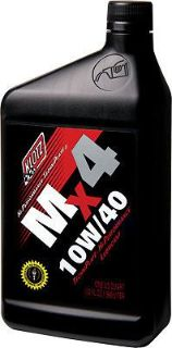 Sell Klotz Mx4 Off-Road Techniplate 4-Stroke Motor Oil 10W-40 32 oz. 10W40 KL-860 motorcycle in Loudon, Tennessee, United States, for US $12.15