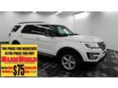 $24888.00 2016 Ford Explorer with 8617 miles!