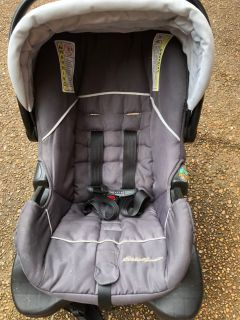 Eddie Bauer Infant Car Seat AND Base