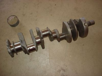 Find 65 66 67 68 69 NOS CHEVELLE CORVETTE 396 427 BB CROSS-DRILLED CRANKSHAFT 3856223 motorcycle in Louisville, Ohio, United States, for US $1,399.95