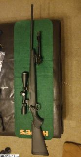 For Sale: Remington Model 700 ADL Black Finish (.308)