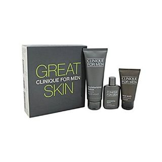 Great skin clinique for man .