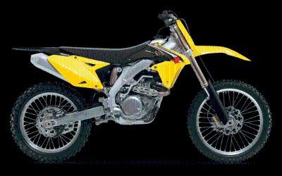 2016 Suzuki RM-Z450 Motocross Motorcycles Moline, IL