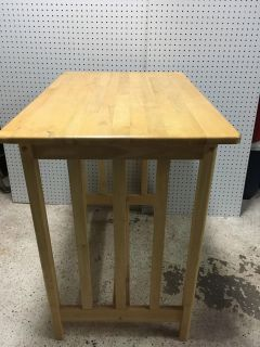 Pine Wooden Table