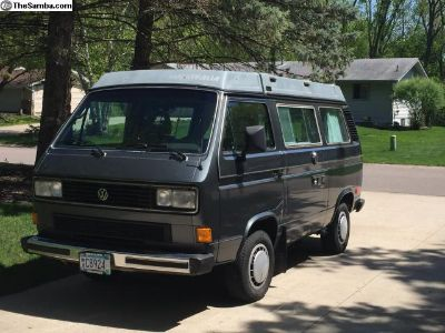 87 VW Full Camper Westfalia