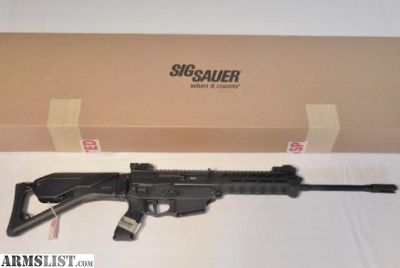 For Sale/Trade: BNIB SIG 556XI