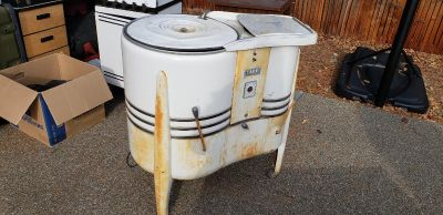 Vintage Easy brand washer
