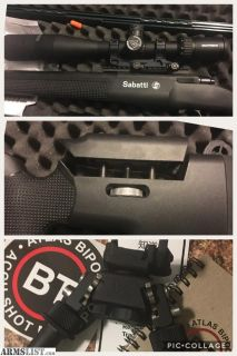 For Sale/Trade: Sabatti rover tactical .308