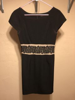 Black dress - The Limited - size 0