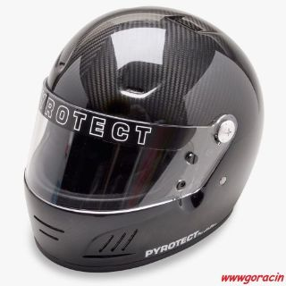 Buy SA2015 Pyrotect Pro Airflow Carbon Fiber Helmet,Hans Device ready,SCCA,IMCA,NHRA motorcycle in Redmond, Oregon, United States, for US $799.00