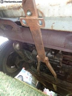 bus tow hitch