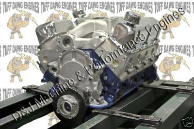 Purchase FORD 331/400HP CRATE ENGINE w/ALUMINUM HEADS BY TUFF DAWG ENGINES motorcycle in Phoenix, Arizona, US, for US $3,995.00