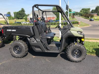 2018 Can-Am Defender HD8 Convenience Package Side x Side Utility Vehicles Glasgow, KY