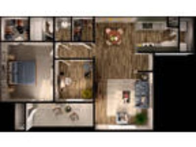 The Reserve at City Center North - C Floor Plan