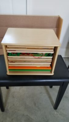 Puzzle Box with 10 wooden puzzles