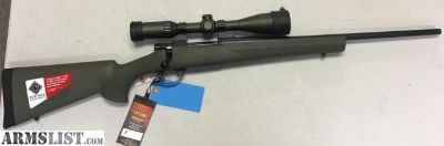 For Sale: New in box Howa 1500 with scope .308 Win