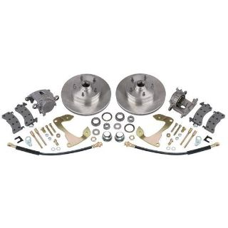 "Find New 1955-64 Chevy Car Deluxe Disk Brake Kit, 5 x 4-3/4"" motorcycle in Lincoln, Nebraska, US, for US $239.99"