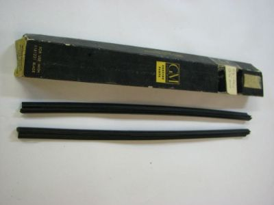 Purchase NOS 58 Chevrolet Bel Air 150 210 62 NOVA 13 1/16 Wiper Blades PAIR 1185157 GMC motorcycle in Union Grove, Wisconsin, United States, for US $59.57
