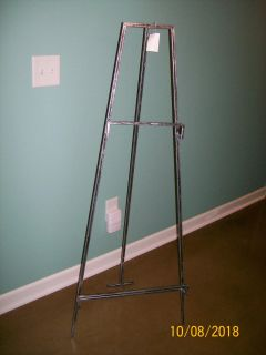 """NWT"" Metal Double Easel"