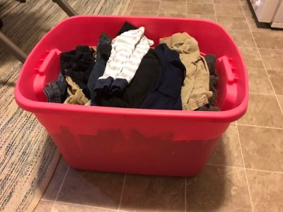Baby boy clothes sizes 3mo-18mo FREE PPU ONLY!