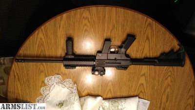 For Trade: ar style carbine