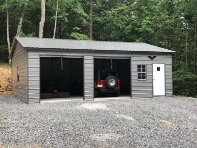 Metal carports, metal garages, metal barns, and metal buildings