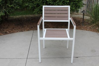All-weather Outdoor Patio Dining Chairs