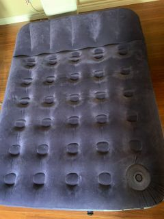 DoubleSize Inflatable Air Mattress Bed
