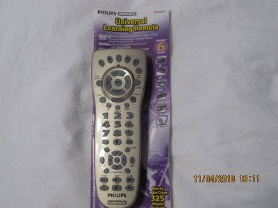 learning universal remote