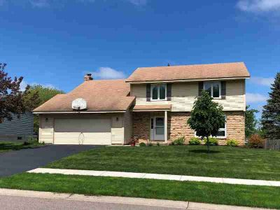 15725 Hayes Trail SAINT PAUL Four BR, Classic Two Story with