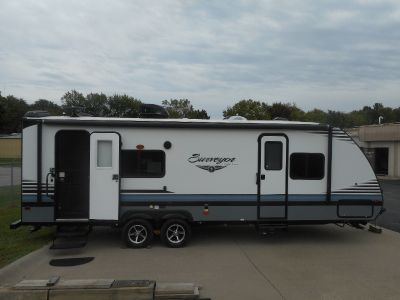 2018 Forest River SURVEYOR 264RKS