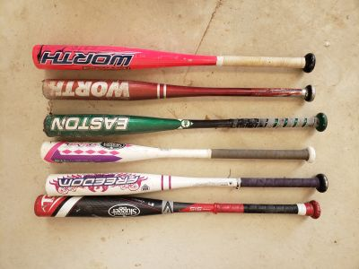 Guc bats for softball and baseball