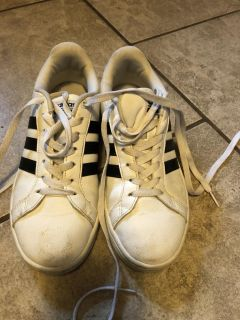 Adidas sneakers - size 6.5 - porch pick up