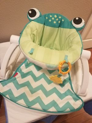 Frog kids chair