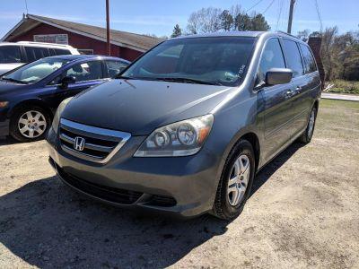 2007 Honda Odyssey EX-L (Grey)