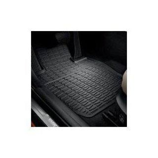 Purchase BMW X1 X-DRIVE FRONT RUBBER FLOOR MATS IN BLACK motorcycle in Mechanicsburg, Pennsylvania, US, for US $43.50