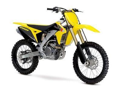 2017 Suzuki Motor of America Inc. RM-Z250 Motocross Motorcycles Winterset, IA