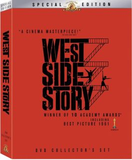 West Side Story (Special Edition Collector's Set) DVD (1961)