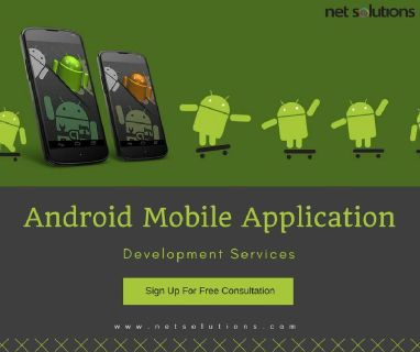 Android App Development Company in London, UK