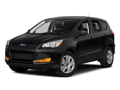 2016 Ford Escape SE (Ingot Silver)