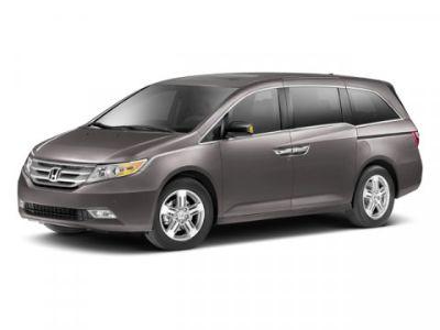 2013 Honda Odyssey Touring (Smoky Topaz Metallic)