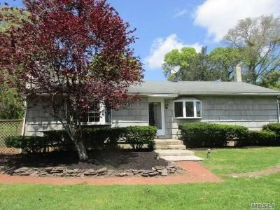 3 Bed 2 Bath Foreclosure Property in Hampton Bays, NY 11946 - Suffolk Rd
