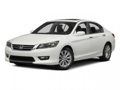 2014 Honda Accord EX-L (Alabaster Silver Metallic)